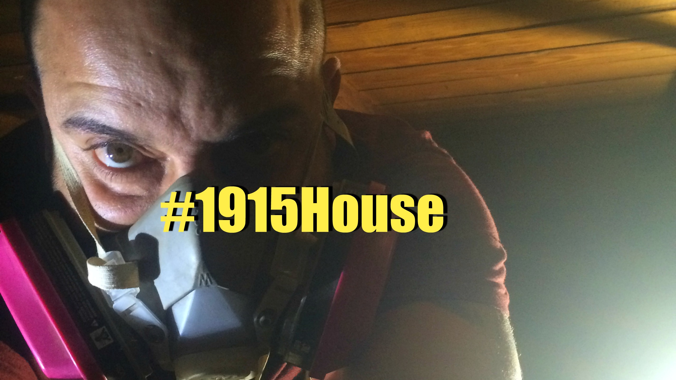 What is happening at #1915House?